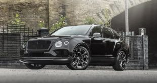 Kahn Design Bentley Bentayga Diablo Edition Tuning 2018 2 310x165 Kahn Design Land Rover Defender in Burgunder/Schwarz