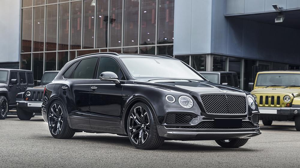 Kahn Design Bentley Bentayga Diablo Edition Tuning 2018 5 Edles SUV   Kahn Design Bentley Bentayga Diablo Edition