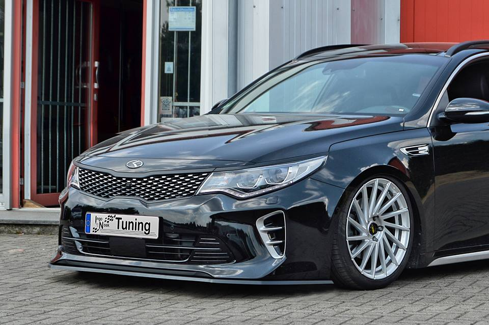 Kia Optima Sportswagon Ingo Noak Bodykit Tuning 1 Fits With