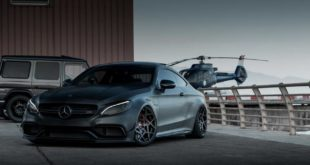 Mercedes AMG C63s Coupé ZP.Forged 15 Tuning Folierung 3 310x165 Bad Boy   Mercedes AMG C63s Coupé von Z Performance