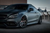 Mercedes AMG C63s Coupé ZP.Forged 15 Tuning Folierung 4 190x127 Bad Boy   Mercedes AMG C63s Coupé von Z Performance