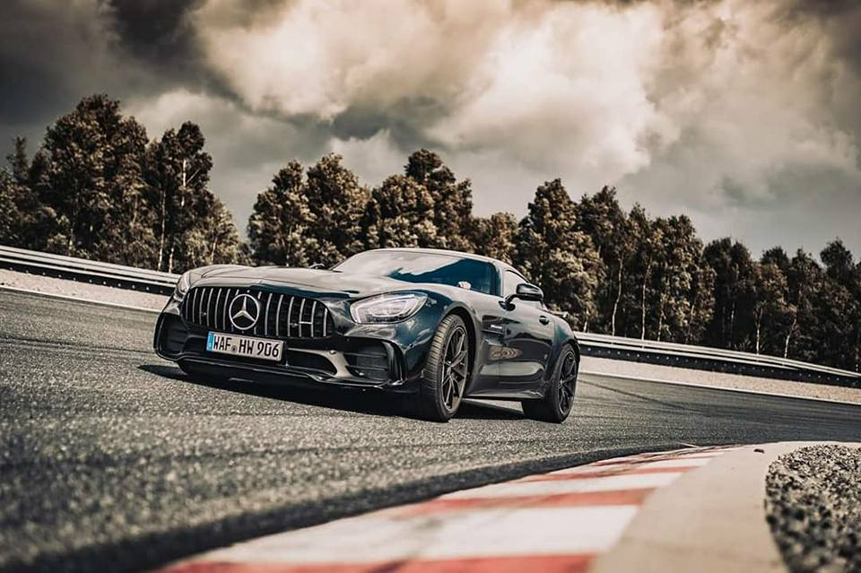Mercedes AMG GT R EDO Competition Sachsenring 2018 Tuning 1 Das bringt Tuning   Edo Mercedes AMG GT R mit Fabelzeit