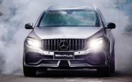 Mercedes X253 Wald International Black Bison Bodykit Tuning 21 190x119 Mercedes GLC mit Wald International Black Bison Bodykit