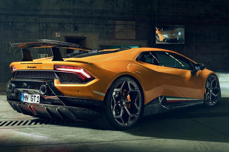 Novitec Lamborghini Huracán Performante Tuning 13 Noch schärfer: Novitec Lamborghini Huracán Performante