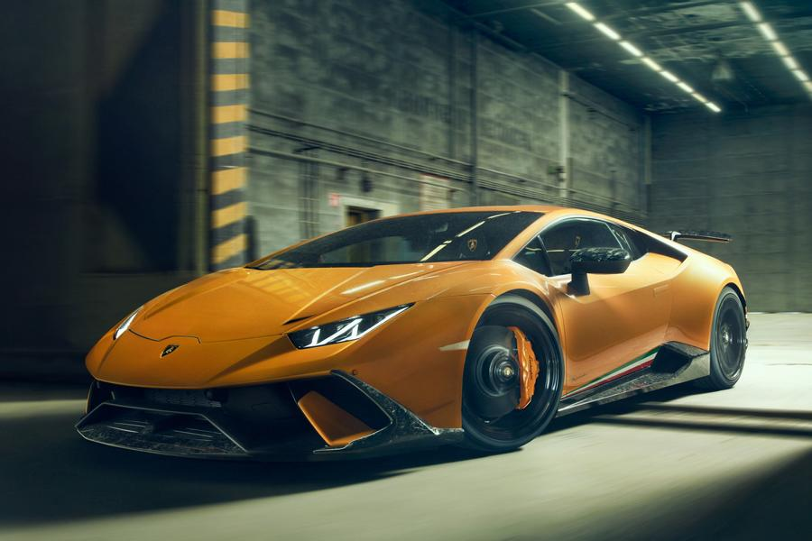 Novitec Lamborghini Huracán Performante Tuning 14 Noch schärfer: Novitec Lamborghini Huracán Performante
