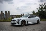 RaceChip KIA Stinger BC Forged EH175 Felgen Tuning 1 190x127 Die Alternative   414 PS KIA Stinger auf BC EH175 Felgen