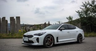 RaceChip KIA Stinger BC Forged EH175 Felgen Tuning 1 310x165 Die Alternative   414 PS KIA Stinger auf BC EH175 Felgen