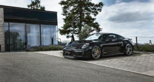 Techart GTsport Porsche 911 Turbo S Tuning 2018 1 310x165 640 PS & Bodykit am Techart Porsche Cayenne (Typ 9YA)