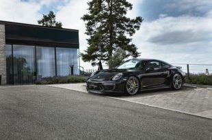 Techart GTsport Porsche 911 Turbo S Tuning 2018 1 310x205 Finally Techart GTsport for the Porsche 911 Turbo S
