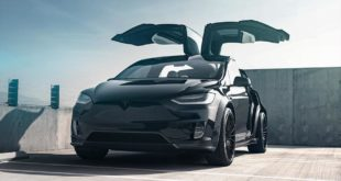Tesla Model X P100D T Largo Limited Edition by T Sportline Tuning 2018 19 310x165 Video: BMW X5M F85 vs. Porsche Panamera Turbo Sport Turismo