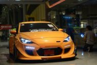 Titan Knight Widebody Kit Mazda 3 BN Tuning 1 190x127 Ohne Worte: Titan Knight Widebody Kit am Mazda 3 (BN)