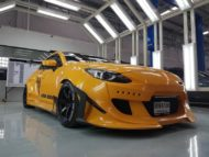 Titan Knight Widebody Kit Mazda 3 BN Tuning 3 190x143 Ohne Worte: Titan Knight Widebody Kit am Mazda 3 (BN)
