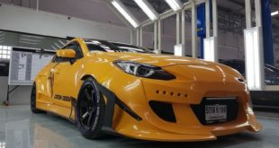 Titan Knight Widebody Kit Mazda 3 BN Tuning 3 310x165 Mazda MX 5 Roadster mit Bodykit vom Tuner Garage vary