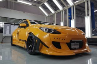 Titan Knight Widebody Kit Mazda 3 BN Tuning 3 310x205 Ohne Worte: Titan Knight Widebody Kit am Mazda 3 (BN)