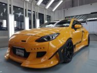 Titan Knight Widebody Kit Mazda 3 BN Tuning 4 190x143 Ohne Worte: Titan Knight Widebody Kit am Mazda 3 (BN)
