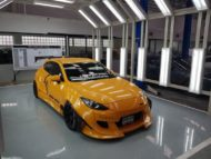 Titan Knight Widebody Kit Mazda 3 BN Tuning 5 190x143 Ohne Worte: Titan Knight Widebody Kit am Mazda 3 (BN)