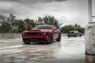 Vossen Forged M X2 Felgen Dodge Challenger Demon Tuning 14 190x127 Vossen Forged M X2 Felgen am Dodge Challenger Demon