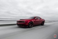 Vossen Forged M X2 Felgen Dodge Challenger Demon Tuning 3 190x127 Vossen Forged M X2 Felgen am Dodge Challenger Demon