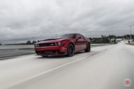 Vossen Forged M X2 Felgen Dodge Challenger Demon Tuning 4 190x127 Vossen Forged M X2 Felgen am Dodge Challenger Demon