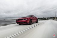 Vossen Forged M X2 Felgen Dodge Challenger Demon Tuning 5 190x127 Vossen Forged M X2 Felgen am Dodge Challenger Demon