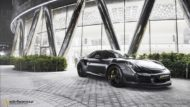 Vossen HC 3 Porsche 991 911 Tuning Turbo 1 190x107 The Dark Knight Returns   Porsche 911 jetzt auf Vossen Wheels