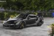 Vossen HC 3 991 911 Porsche Tuning Turbo 11 110x75 The Dark Knight Returns Porsche 911 nu Vossen Wheels