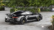 Vossen HC 3 Porsche 991 911 Tuning Turbo 12 190x107 The Dark Knight Returns   Porsche 911 jetzt auf Vossen Wheels