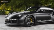 Vossen HC 3 Porsche 991 911 Tuning Turbo 15 190x107 The Dark Knight Returns   Porsche 911 jetzt auf Vossen Wheels