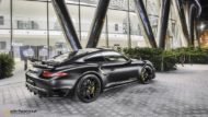 Vossen HC 3 Porsche 991 911 Tuning Turbo 3 190x107 The Dark Knight Returns   Porsche 911 jetzt auf Vossen Wheels