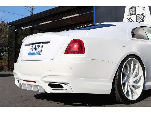 Wald Bodykit Forgiatos S217 Rolls Royce Wraith Tuning 8 Wald Bodykit & Forgiatos am Rolls Royce Wraith Coupe