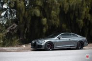 2018 Audi RS5 Coupe B9 Vossen Wheels Forged M X2 3 190x127 2018 Audi RS5 Coupe (B9) auf Vossen Forged M X2 Alus
