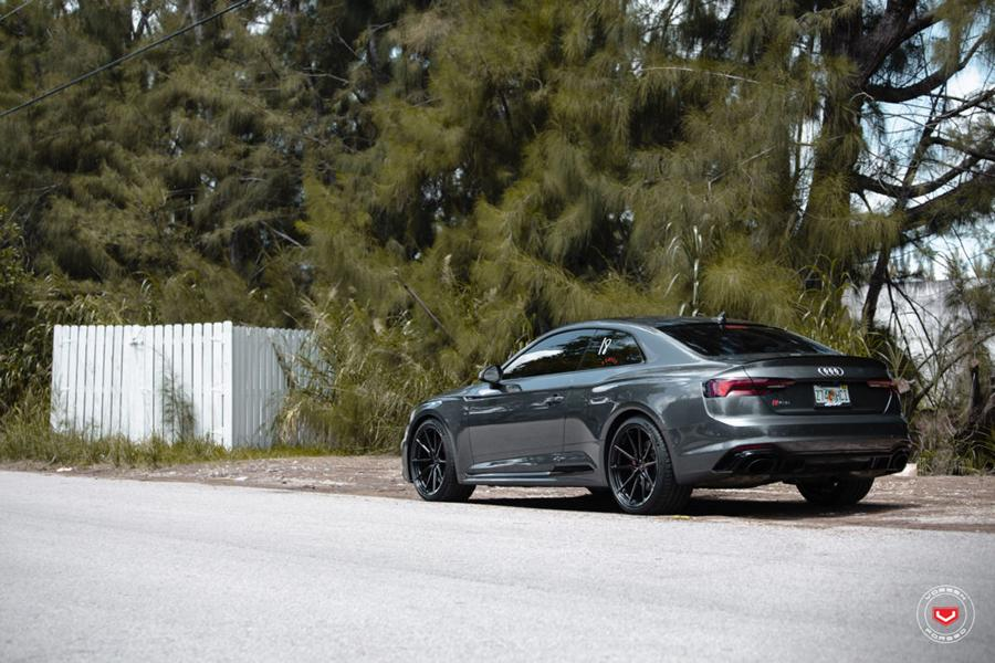2018 Audi RS5 Coupe B9 Vossen Wheels Forged M-X2 (7)