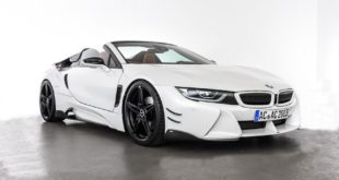 2018 BMW i8 Roadster Tuning AC Schnitzer 4 310x165 Spacig: 2018 BMW i8 Roadster vom Tuner AC Schnitzer