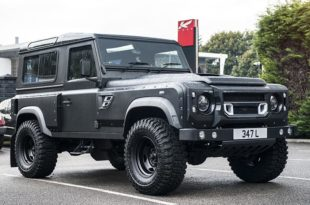 2018 Defender Flying Huntsman Tuning V8 1 310x205 430 PS Land Rover Defender Flying Huntsman by Kahn