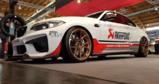 ATT TEC BMW M2 F87 Coupe Vorsteiner 1221 Wheels Tuning 5 310x165 Racing Optik am ATT TEC GmbH BMW M2 F87 Coupe