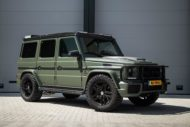 Absolute Motors Mercedes G63 AMG W463 1 190x127 710 PS & Army Look am Absolute Motors Mercedes G63 AMG