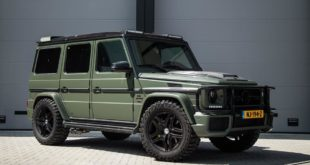 Absolute Motors Mercedes G63 AMG W463 1 310x165 710 PS & Army Look am Absolute Motors Mercedes G63 AMG