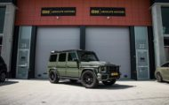 Absolute Motors Mercedes G63 AMG W463 2 190x119 710 PS & Army Look am Absolute Motors Mercedes G63 AMG