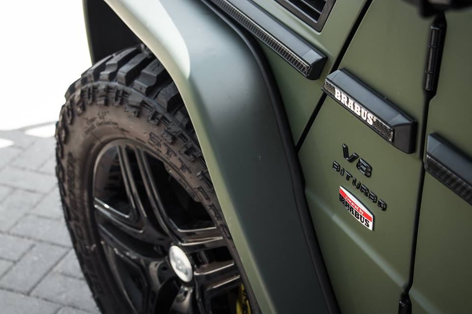 Absolute Motors Mercedes G63 AMG W463 8 710 PS & Army Look am Absolute Motors Mercedes G63 AMG