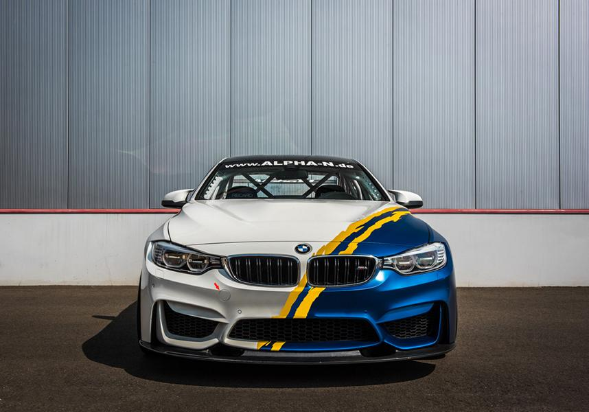 Alpha N Performance BMW M4 GP Coupe 2018 Tuning 3 Radikal erleichtert: Alpha N Performance BMW M4 Coupe