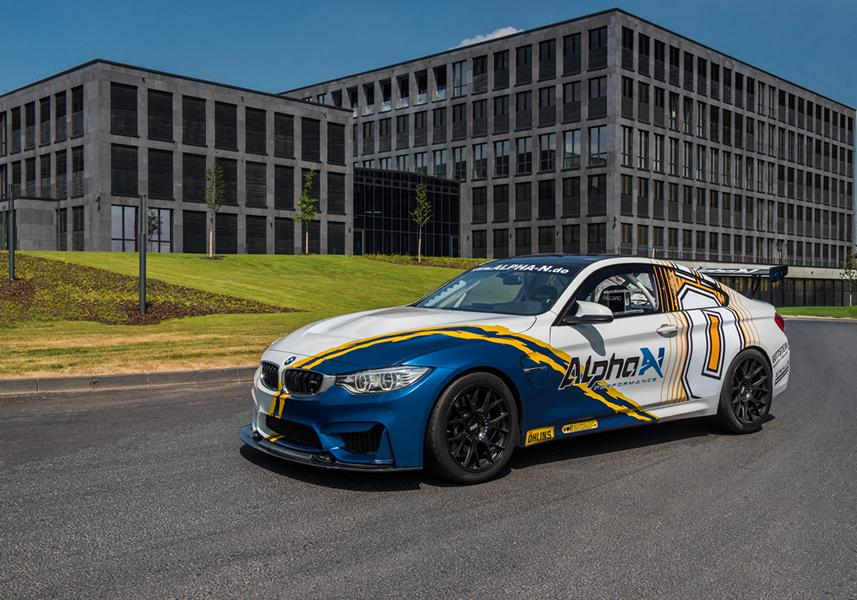 Alpha N Performance BMW M4 GP Coupe 2018 Tuning 7 Radikal erleichtert: Alpha N Performance BMW M4 Coupe
