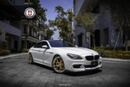 BMW 640i Gran Coupe F06 HRE S101 Tuning 2 190x127 Dezent verpackt: BMW 640i Gran Coupe auf HRE S101 Alus