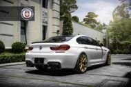 BMW 640i Gran Coupe F06 HRE S101 Tuning 5 190x127 Dezent verpackt: BMW 640i Gran Coupe auf HRE S101 Alus