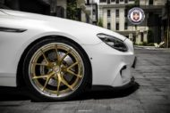 BMW 640i Gran Coupe F06 HRE S101 Tuning 6 190x127 Dezent verpackt: BMW 640i Gran Coupe auf HRE S101 Alus