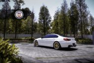 BMW 640i Gran Coupe F06 HRE S101 Tuning 9 190x127 Dezent verpackt: BMW 640i Gran Coupe auf HRE S101 Alus