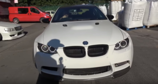 BMW E92 M3 mit 6.2L LT4 V8 Motorumbau 310x165 Video: 480 PS VW Golf R MK7 vs. 415 PS VW Golf R36