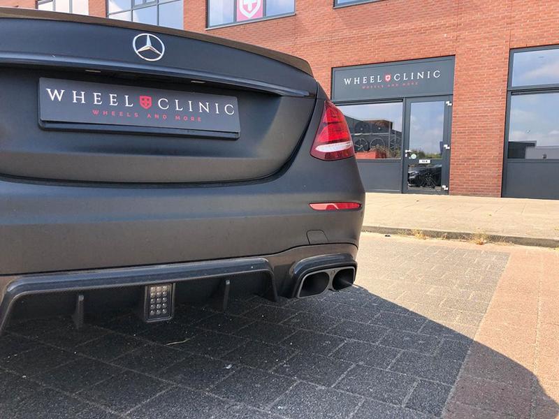 Brabus Mercedes E63s AMG E700 Tuning W213 (11)
