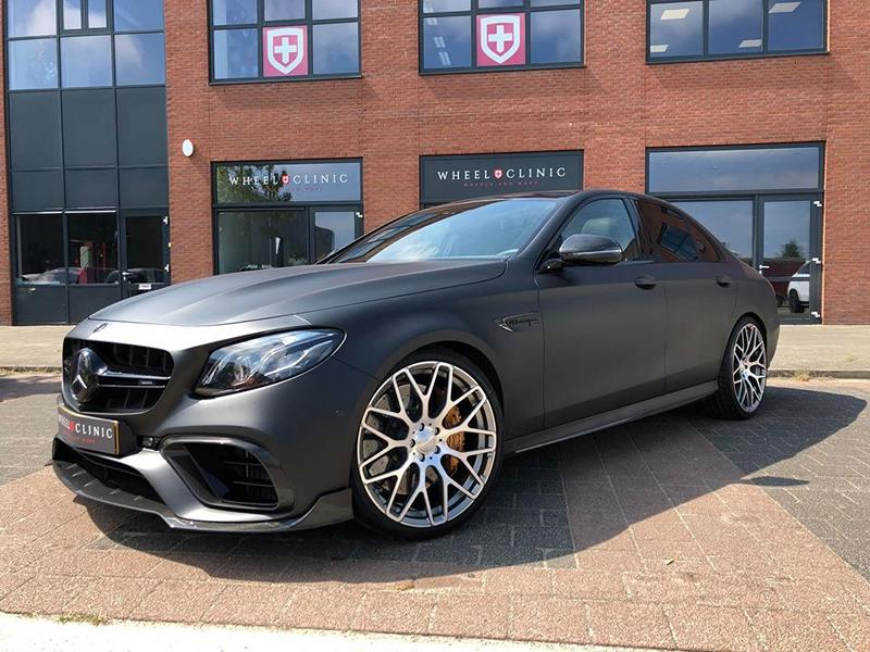 Brabus Mercedes E63s AMG E700 Tuning W213 2 Nice   Brabus Mercedes E63s AMG vom Tuner Wheelclinic