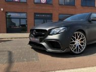 Brabus Mercedes E63s AMG E700 Tuning W213 6 190x143 Nice   Brabus Mercedes E63s AMG vom Tuner Wheelclinic