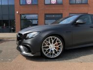 Brabus Mercedes E63s AMG E700 Tuning W213 7 190x143 Nice   Brabus Mercedes E63s AMG vom Tuner Wheelclinic